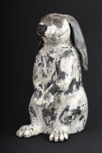 Hélène, lapin bélier - Pièces de Nadine JANIN